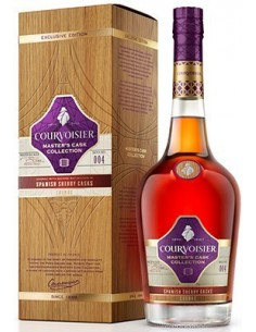 Courvoisier Master's Cask Collection Spanish Sherry Cask 70 cl.