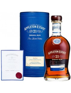 Appleton Estate 21 Años 70 cl.