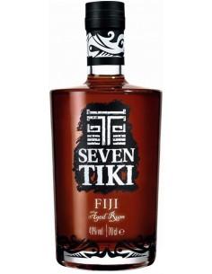 Seven Tiki Aged Rum 70 cl.
