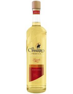 El Charro Tequila Añejo 100% Puro de Agave 70 cl.