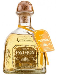 Tequila Patrón Añejo 70 cl.