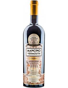 Mancino Vermouth Vecchio Rosso Barricato 75 cl.