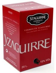 Yzaguirre Vermouth Rojo para Tirador 20L