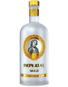 Imperial Gold Russian Vodka 70 cl.