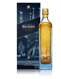 Johnnie Walker Blue Label Barcelona 70 cl.