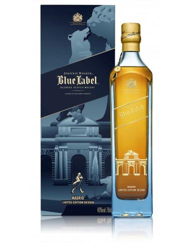 Johnnie Walker Blue Label Madrid 70 cl.