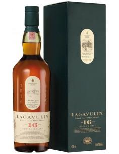 Lagavulin 16 Años 70 cl.