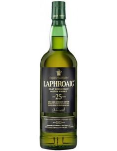 Laphroaig 25 Años 2014 Cask Strength Edition 70 cl.