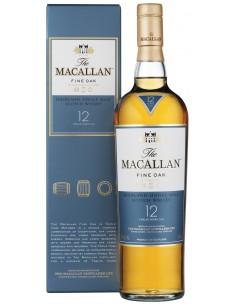 The Macallan 12 Años Fine Oak 35 cl.