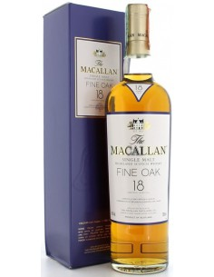 The Macallan Fine Oak 18 Años 70 cl.