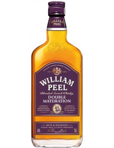 William Peel Double Matured 70 cl.