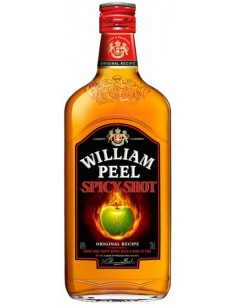 William Peel Spicy Shot 70 cl.