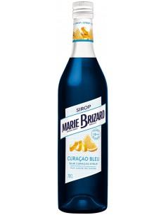 Sirope de Curaçao Blue Marie Brizard 70 cl.