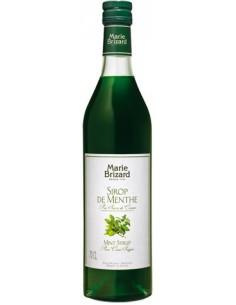 Sirope de Menta Verde Marie Brizard 70 cl.