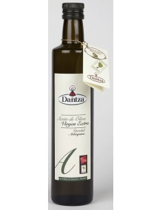 Aceite de Oliva Virgen Extra Arbequina Dantza 50 cl.