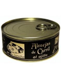 Almeja Al Ajillo Los Peperetes 300 gr.