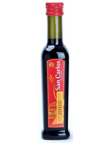 Vinagre Balsámico Oscuro Gran Reserva 5 Años San Carlos Gourmet 25 cl.