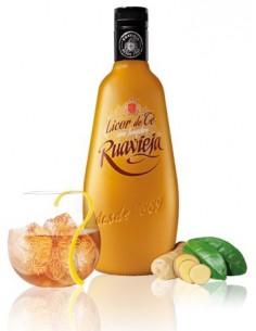 Licor de Té con Jengibre Ruavieja 70 cl.