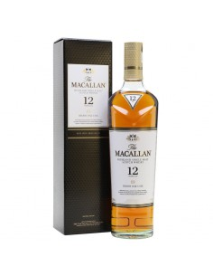 The Macallan 12 Year Old Sherry Oak 70 cl.