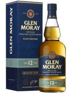 Glen Moray Elgin Heritage 12 Años 70 cl.