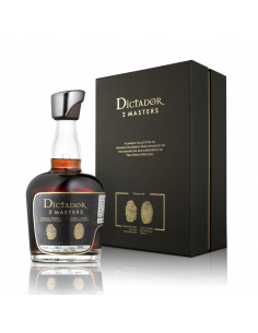 Rum Dictador 2 Masters Chateau Laballe 1976 70 cl.
