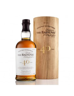 The Balvenie 40 Años 70 cl.