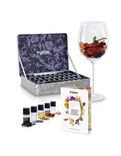 Pulltex Set de Aromas Completo para Vino