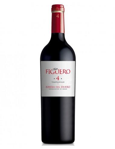 Tinto Figuero 4 Tempranillo 2019 75 cl.